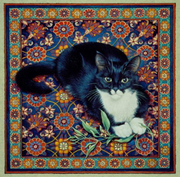 Ivory Cats Perkins And Teeny Tuxedo